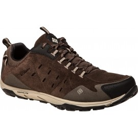 Columbia CONSPIRACY RAZOR LEATHER PULL M - Herren Outdoorschuhe