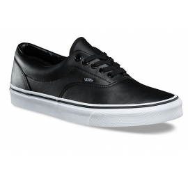 Vans UA ERA CLASSIC TUMBLE Black/True White - Herren-Turnschuhe
