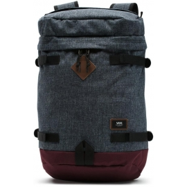 Vans CLAMBER BACKPACK Heather Black-Port Royale - Stadt-Rucksack